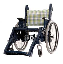 Liberty II manual wheelchair